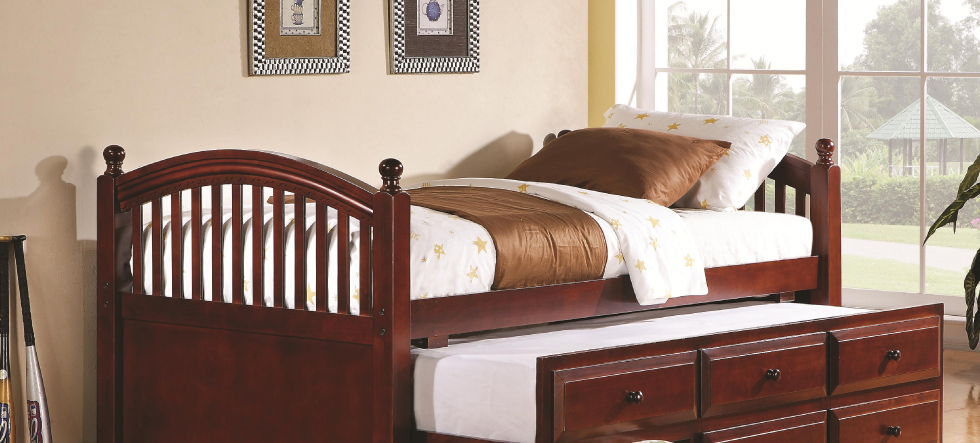 Furniture Liquidation Captain Bed Collection
