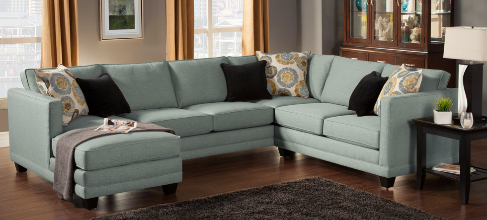 Furniture liquidation custom sectional chaise collection for Liquidation chaise