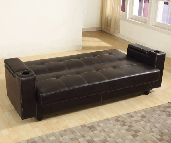 Sanya adjustable sofa bed futon with storage for Adjustable sectional sofa bed with storage