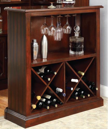 Voltaire Curio Wine Cabinet