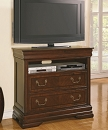 HENNESY BEDROOM COLLECTION MEDIA CHEST
