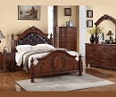 YOLANDA 4 PC BEDROOM SUITE COLLECTION
