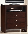 KOZY CAPTAIN BED MEDIA CHEST