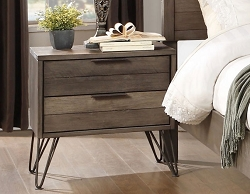 URBANITE MODERN BEDROOM COLLECTION NIGHT STAND