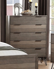 URBANITE MODERN BEDROOM COLLECTION CHEST