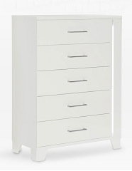 KERREN CONTEMPORARY WHITE CHEST