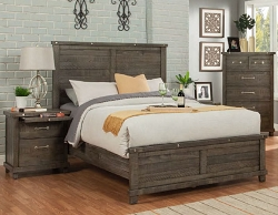 INDUSTRIAL CHARMS MASTER BEDROOM COLLECTION