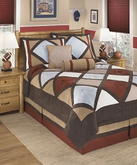 ACADEMY MULTI  YOUTH BEDDING SET