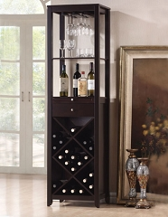 AUSTIN WINE CABINET TOWER