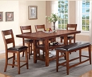 PEYTON COUNTER HEIGHT DINING SET
