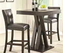 REC BAR HEIGHT DINING SET