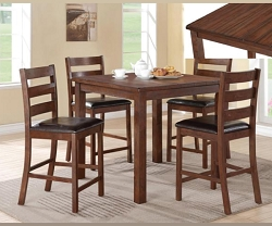 QUINN 5 PIECE COUNTER HEIGHT SET