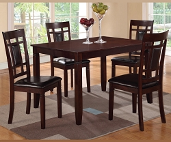 RIDGE 5 PIECE DINING SET