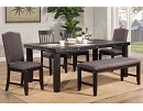 LASALLE INDUSTRIAL CHARMS DINING SET
