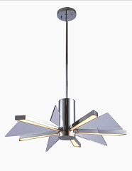 LANEY LED MODERN STYLE CHANDELIER