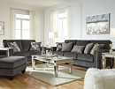 GAVRIL SMOKE SOFA AND LOVE SEAT SPECIAL