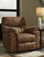 BOXBERG BARK ROCKER RECLINING CHAIR