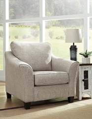 ABNEY MATCHING ACCENT ARM CHAIR
