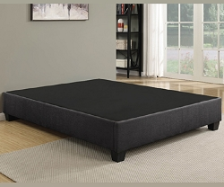 EZ-BASE UPHOLSTERED PLATFORM BED