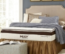 TRANQUILITY POCKETED COIL GEL MEMORY FOAM MATTRESS