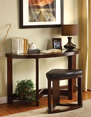 CRYSTAL COVE II SOFA TABLE WITH STOOL