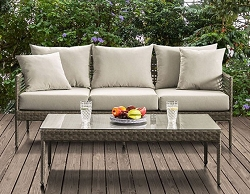 ALEISHA PATIO SOFA AND CHAIRS COLLECTION