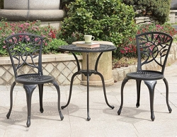 COURTNEY BISTRO PATIO CONVERSATIONAL SET