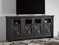 TYLER CREEK EXTRA LARGE TV STAND CONSOLE