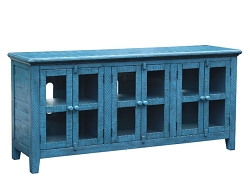 MIKONOS 70 INCHES TV STAND CONSOLE SERVER