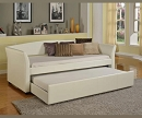 MEYER IVORY BI CAST DAYBED WITH TRUNDLE