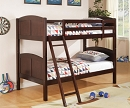 PARKER TWIN TWIN BUNK BED
