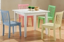 KINZIE 5 PIECE YOUTH TABLE AND CHAIRS PLAY SET