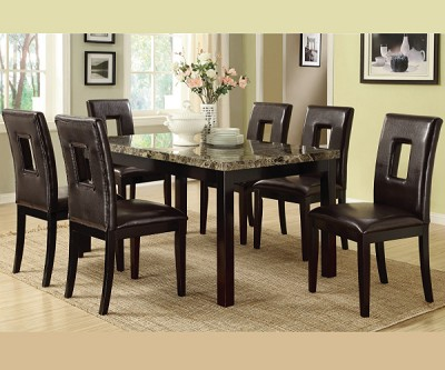 DANNY CASUAL 5 PIECE DINING SET