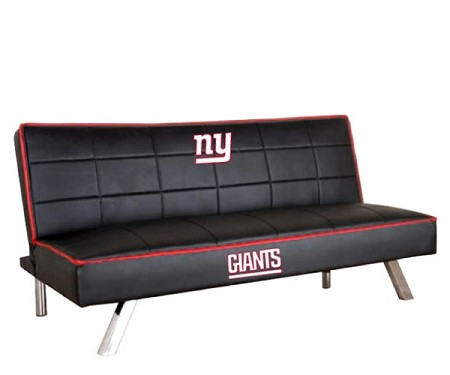 Nfl New York Giants Official Licensed Champ Futon