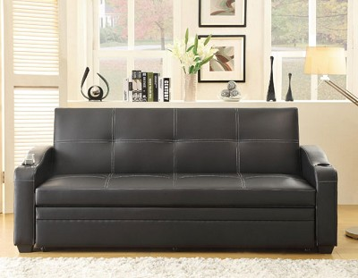 NOVAK ELEGANT LOUNGER SOFA BED FUTON