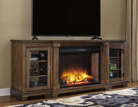 SHOWN WITH FIREPLACE INSERT