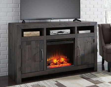 SHOWN WITH WOOD FIREPLACE INSERT