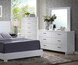 LORIMAR BEDROOM COLLECTION CHEST