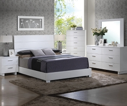 LORIMAR 4 PIECE BEDROOM SUITE SPECIAL