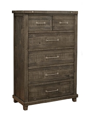 INDUSTRIAL CHARMS MASTER BEDROOM CHEST