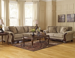 LANETT BARLEY SOFA AND LOVE SEAT COLLECTION BY ASHLEY