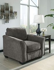 BRISE SLATE ACCENT ARM CHAIR BY ASHLEY