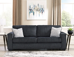 ALTARI SLATE PULL OUT QUEEN SOFA SLEEPER BY ASHLEY