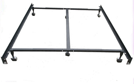 Heavy Duty Steel Metal Bed Frame With