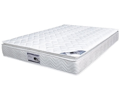 SAPPHIRE JAPAN SUPER FIRM QUILTED PILLOW TOP MATTRESS
