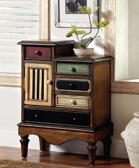 NECHE VINTAGE STYLE ACCENT CHEST