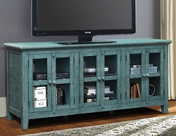 SANTORINI 70 INCHES TV STAND CONSOLE SERVER