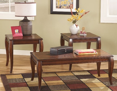 AVAILABLE COFFEE AND 2 END TABLES